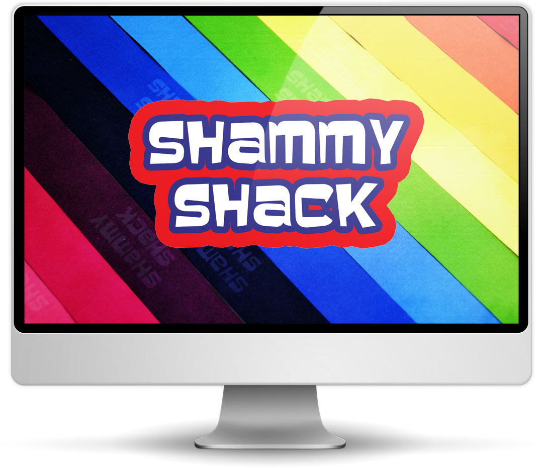 Shammy Shack - Website